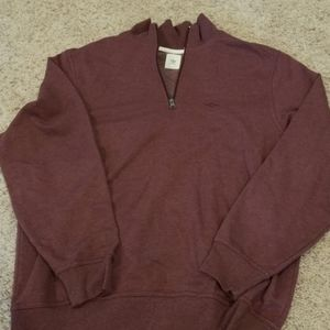 Dockers quarter zip